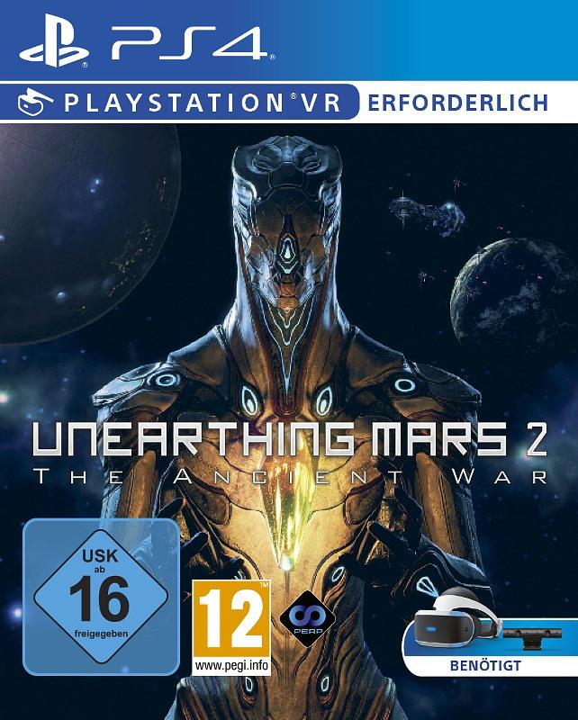 Unearthing Mars 2 (PlayStation VR) Playstation 4 Bild