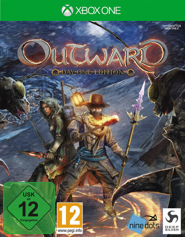 Outward (Day One Edition) XBox One Bild