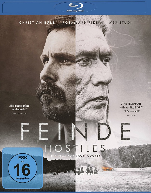 Feinde - Hostiles Blu-ray Bild
