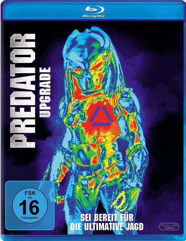 Predator - Upgrade Blu-ray Bild