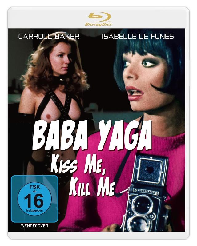 Baba Yaga - Kiss Me, Kill Me - Uncut Blu-ray Bild