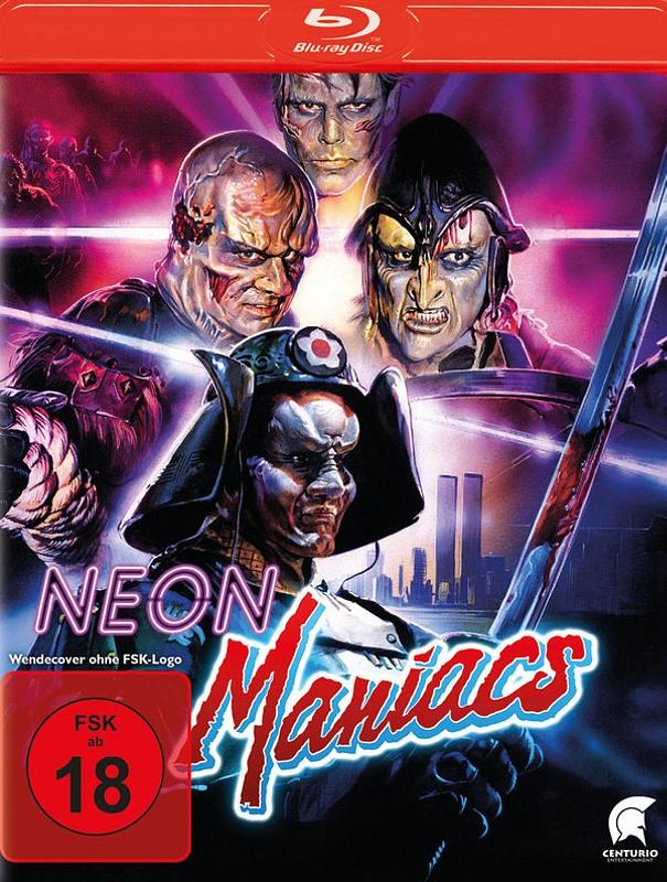 Neon Maniacs - Uncut Blu-ray Bild
