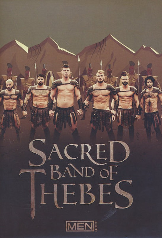Sacred Band Of Thebes Gay DVD Bild