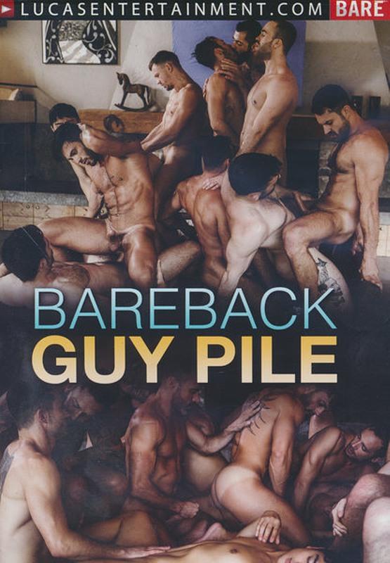 Bareback Guy Pile Gay DVD Bild