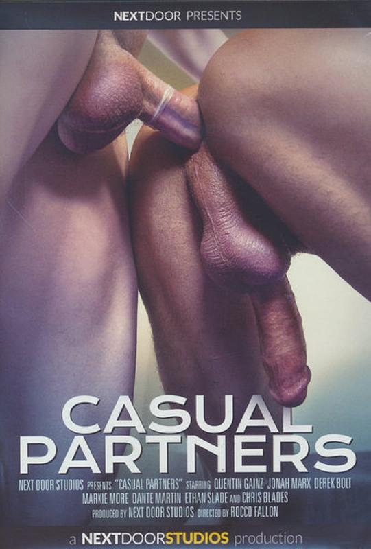 Casual Partners Gay DVD Bild