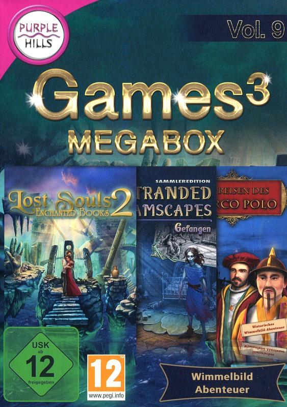 Games3 MegaBox Vol.9 PC Bild