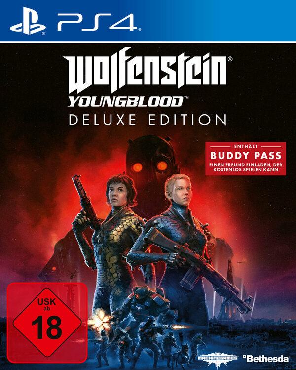 Wolfenstein: Youngblood (Deluxe Edition) Playstation 4 Bild
