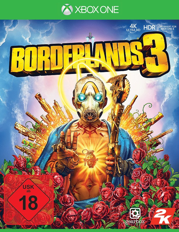 Borderlands 3 XBox One Bild