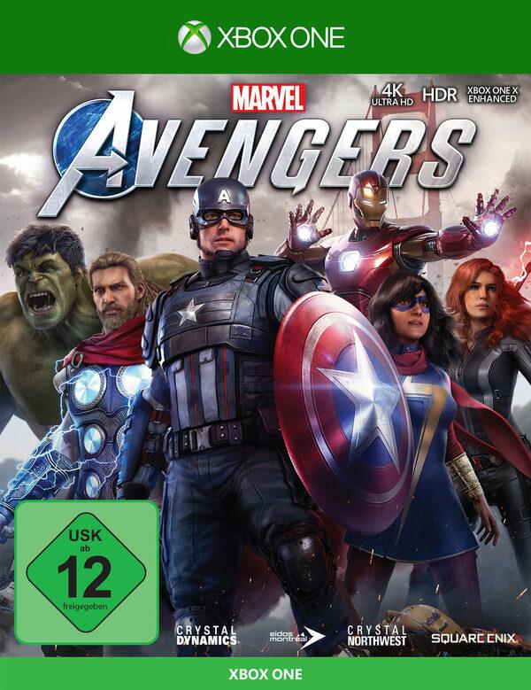 Marvel Avengers XBox One Bild