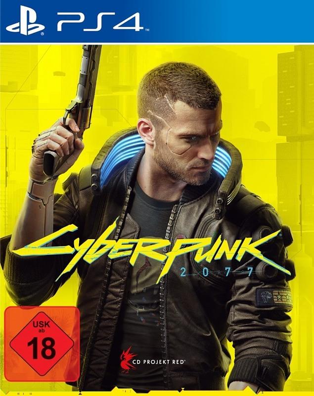 CYBERPUNK 2077 (Day 1 Edition) Playstation 4 Bild