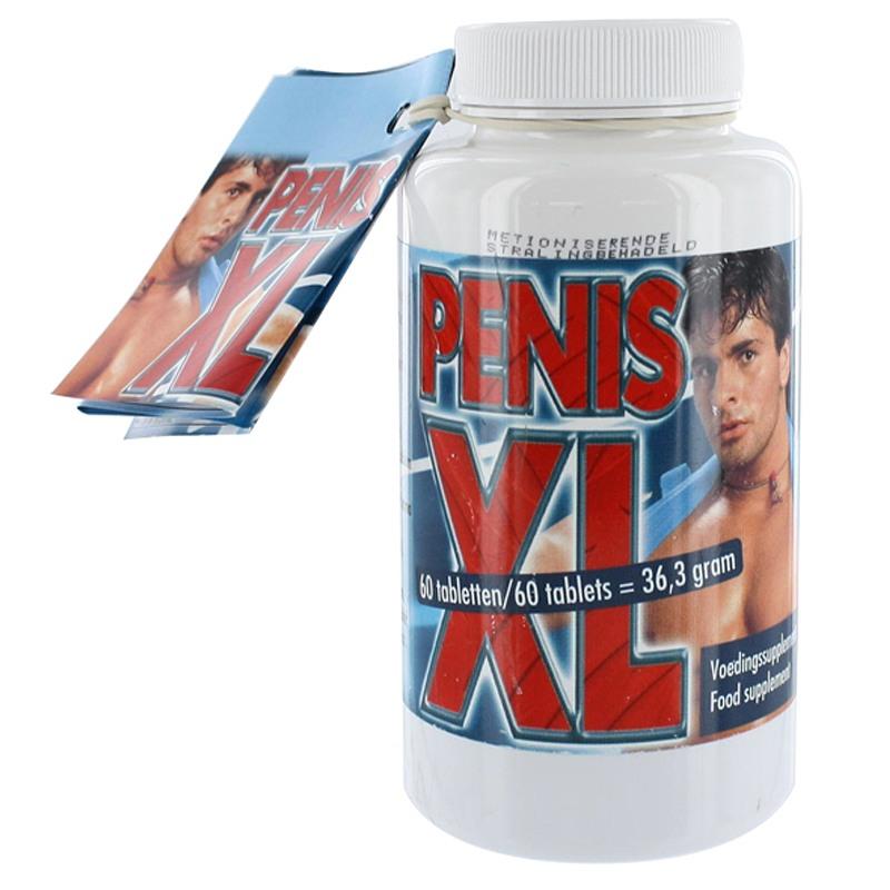 Penis XL Tabs 60 Tabletten Cobeco Pharma größer, härter, länger Toys Bild