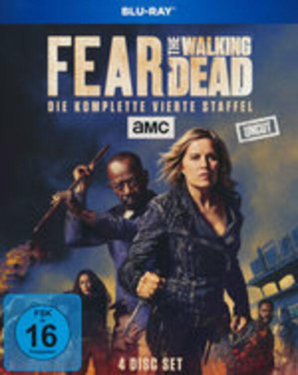 Fear The Walking Dead Staffel 4 Amazon