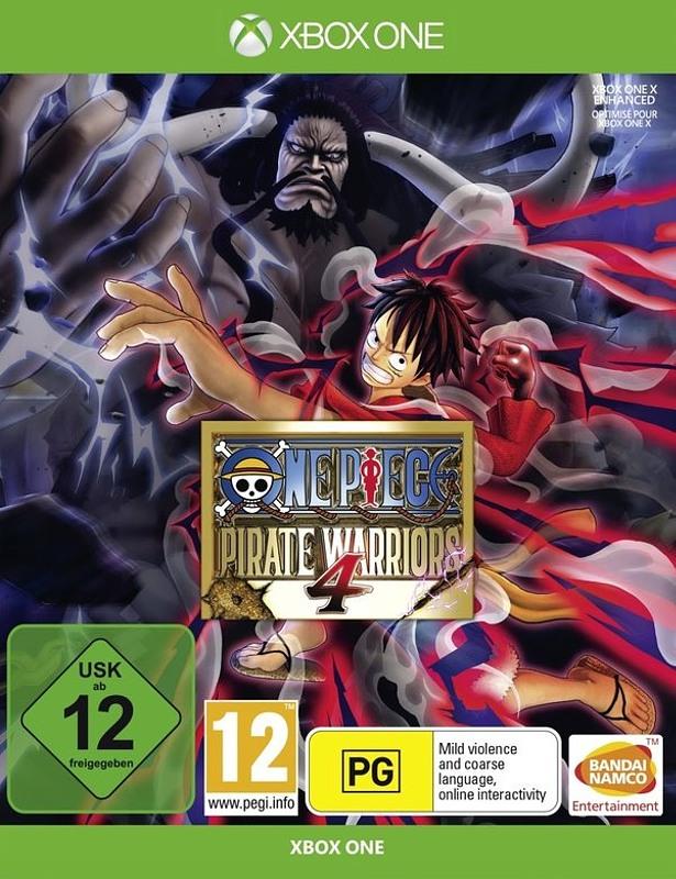 One Piece - Pirate Warriors 4 XBox One Bild