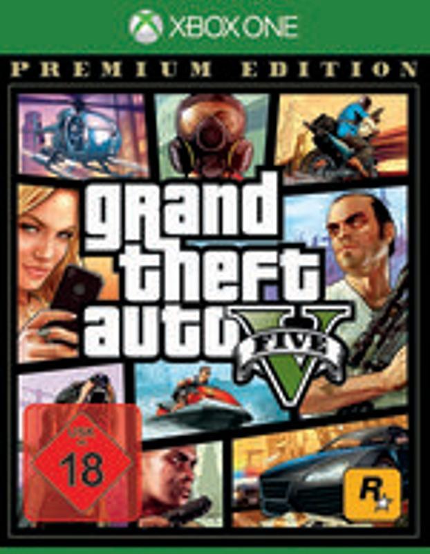 Grand Theft Auto V (Premium Edition) XBox One Bild