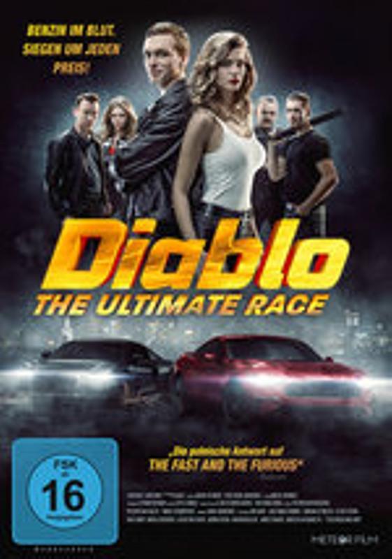 Diablo - The Ultimate Race DVD Bild
