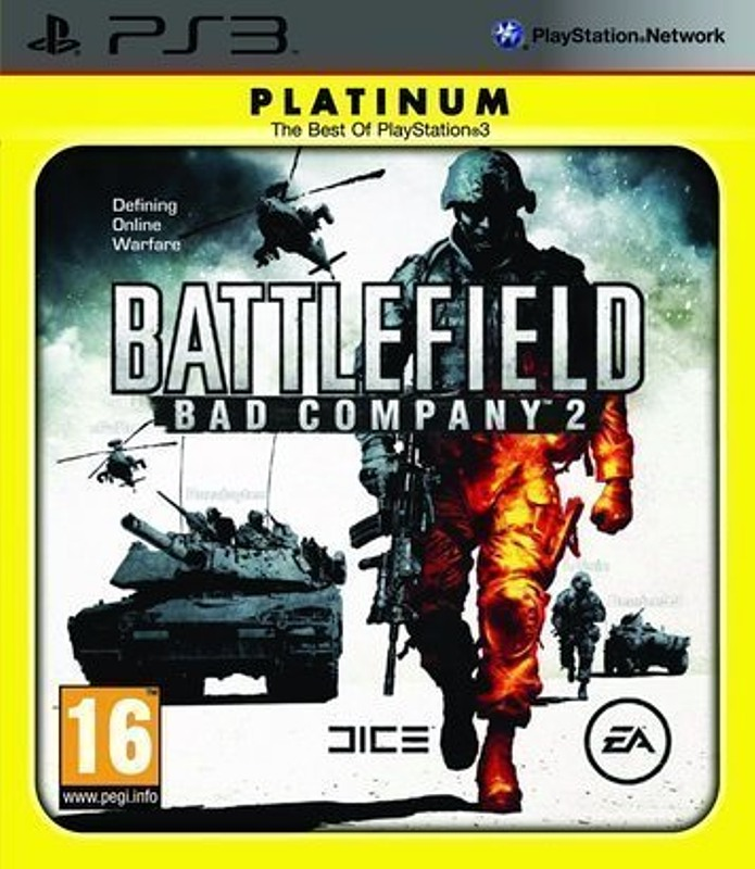 Battlefield Bad Company 2 UK PS3 Bild