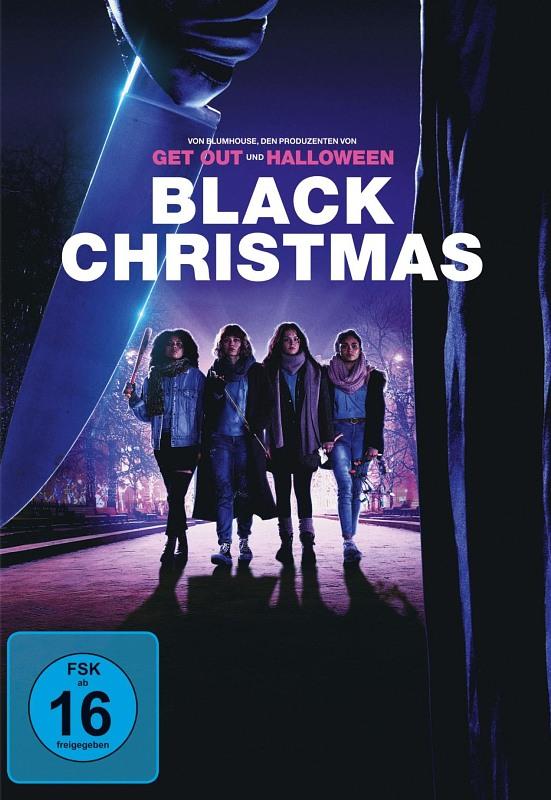 Black Christmas DVD Bild