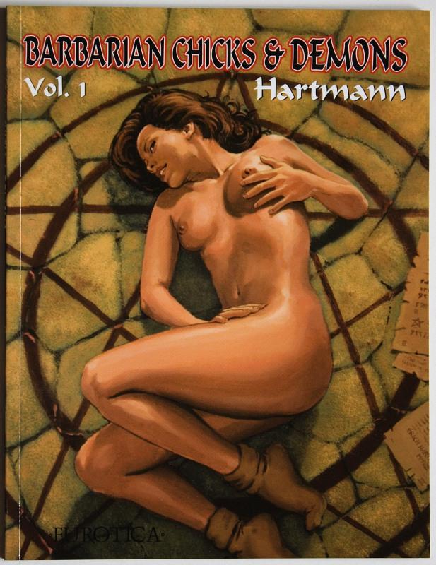 Barbarian Chicks & Demons Vol. 1 Comic Bild