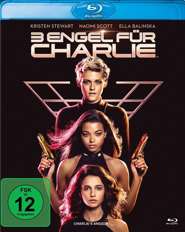 3 Engel für Charlie Blu-ray Bild