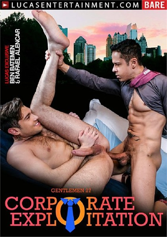 Corporate Exploitation Gay DVD Bild