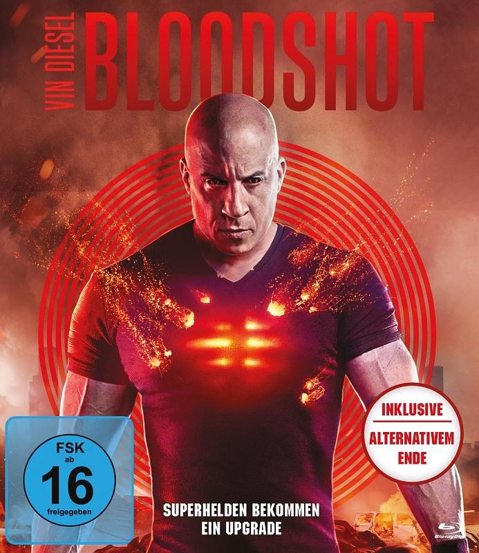 Bloodshot Blu-ray Bild