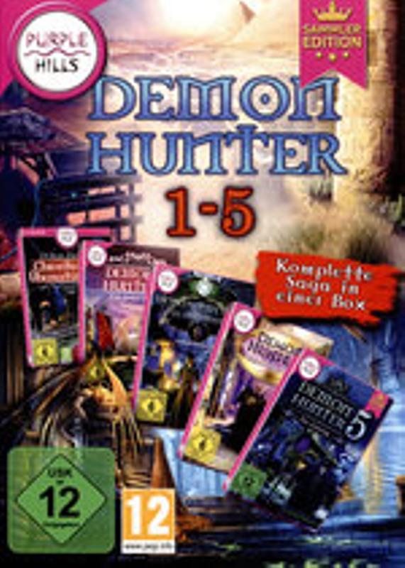 Demon Hunter 1-5 PC Bild
