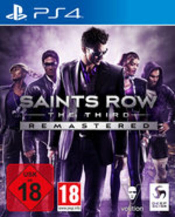 Saints Row - The Third Remastered Playstation 4 Bild