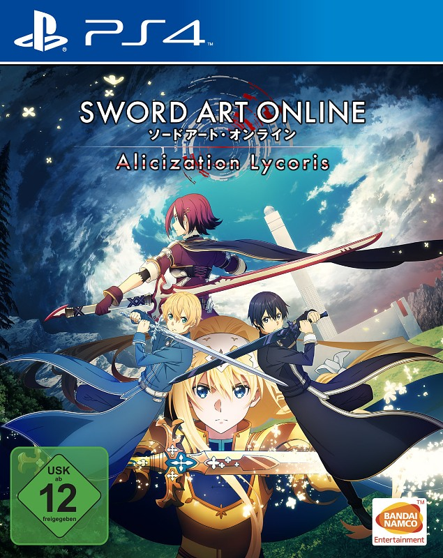 Sword Art Online - Alicization Lycoris Playstation 4 Bild