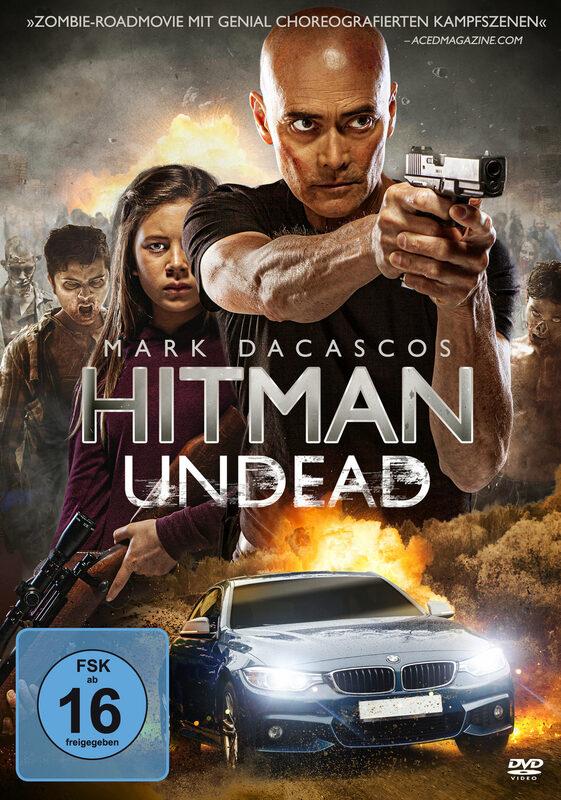 Hitman Undead DVD Bild
