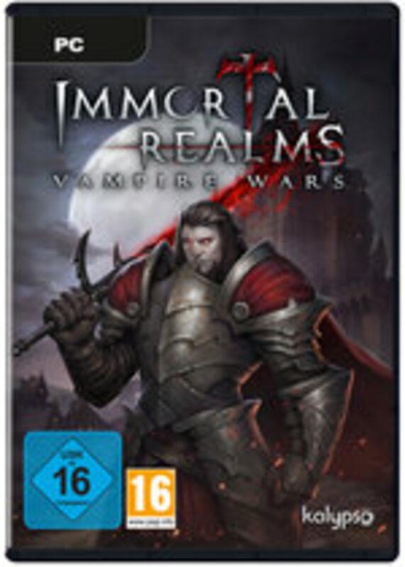 Immortal Realms: Vampire Wars PC Bild