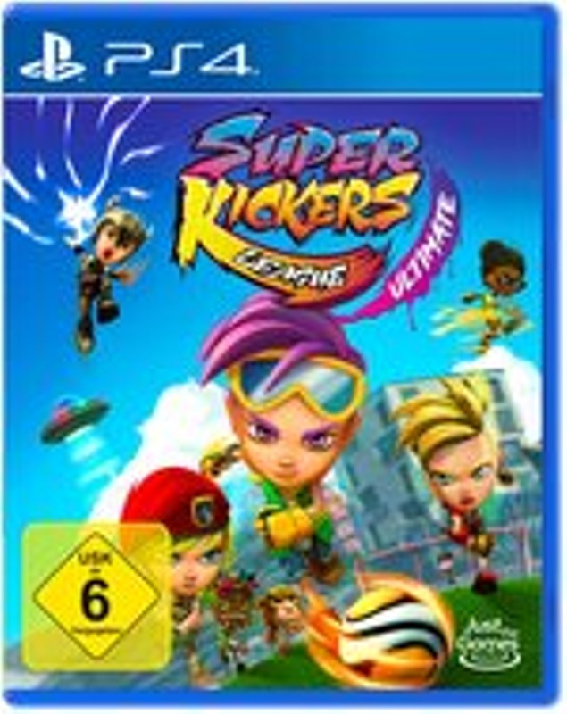 Super Kickers League Ultimate Playstation 4 Bild