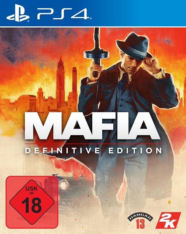 Mafia - Definitive Edition Playstation 4 Bild