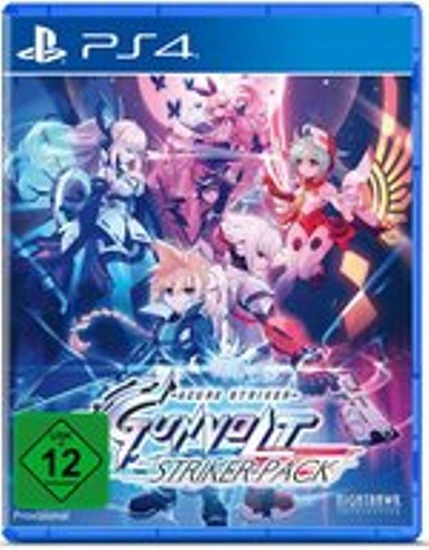 Azure Striker Gunvolt - Striker Pack (Azure Stri Playstation 4 Bild