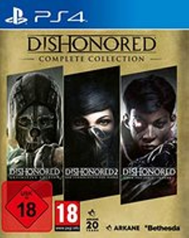 Dishonored - Complete Edition Playstation 4 Bild