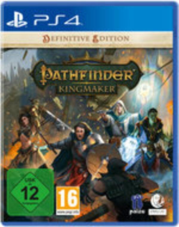 Pathfinder: Kingmaker Definitive Edition Playstation 4 Bild