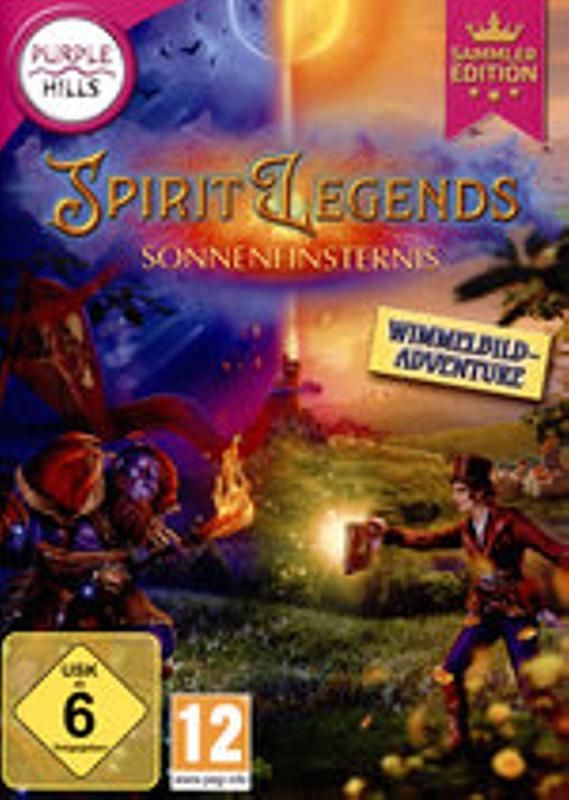 Spirit Legends 2 - Sonnenfinsternis PC Bild