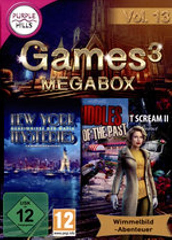 Games3 MegaBox Vol.13 PC Bild