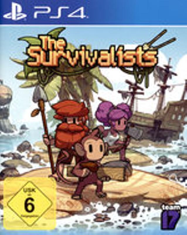 The Survivalists Playstation 4 Bild