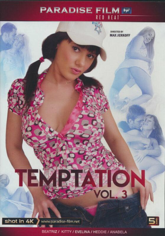 Temptation Vol. 3 DVD Bild