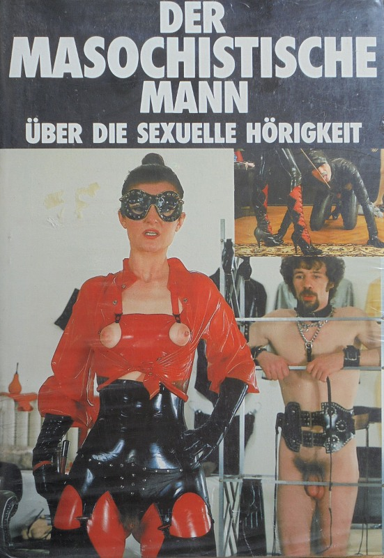 Der Masochistische Mann - Über die sexuelle Hörigkeit Buch Bild