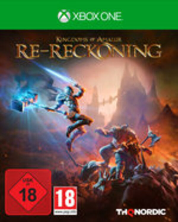 Kingdoms of Amalur: Re-Reckoning XBox One Bild