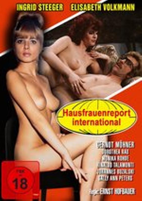 Hausfrauenreport international DVD Bild