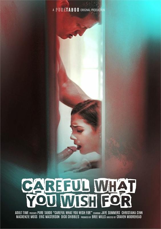 Careful What You Wish For DVD Bild