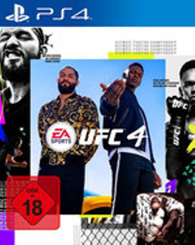 UFC 4 Playstation 4 Bild