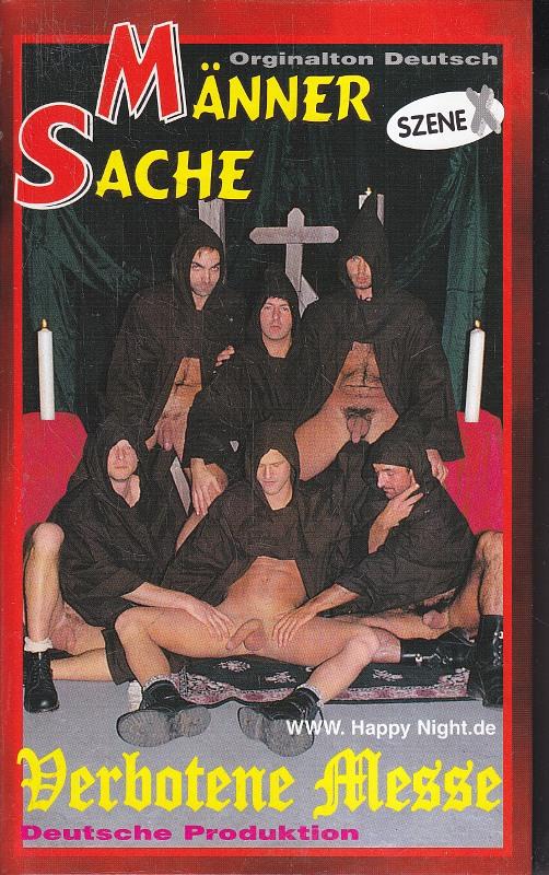 Männersache 09 Gay VHS-Video Bild
