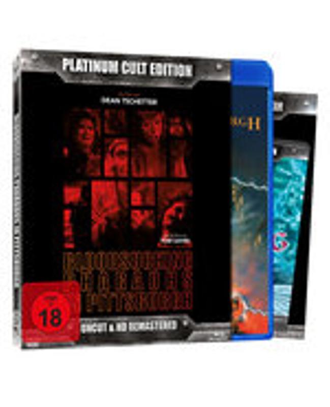 Bloodsucking Pharaos in Pittsburgh Blu-ray Bild