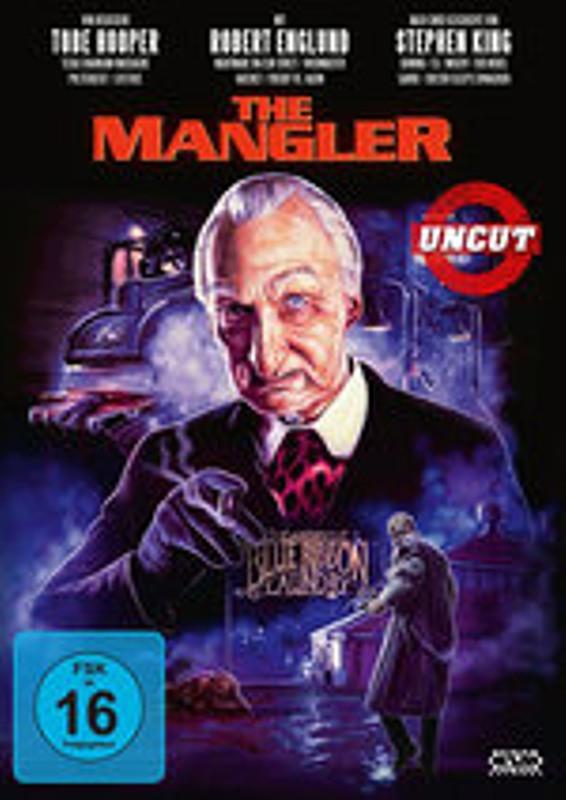 The Mangler DVD Bild