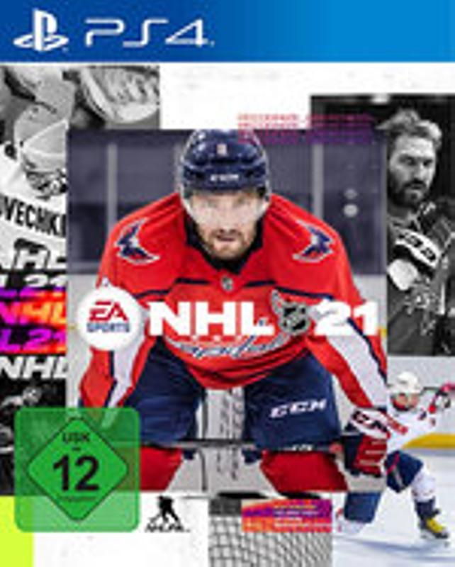 NHL 21 Playstation 4 Bild