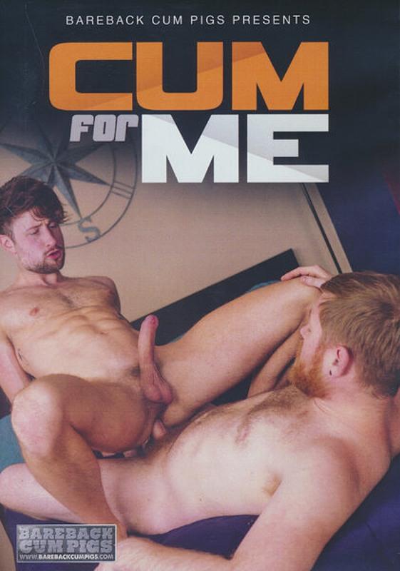 Cum For Me Gay DVD Bild