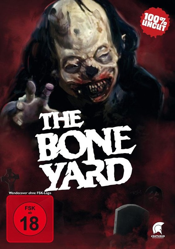 The Boneyard DVD Bild